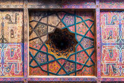 """Ceilings of Uzbekistan"" 3"