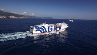 «La Superba» torna sulle linee per la Sardegna