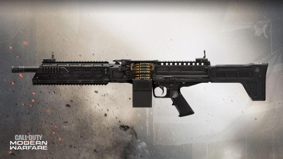 BEST MACHINE GUN: FINN