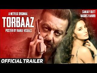 فيلم تورباز Torbaaz أفلام هندية نتفليكس