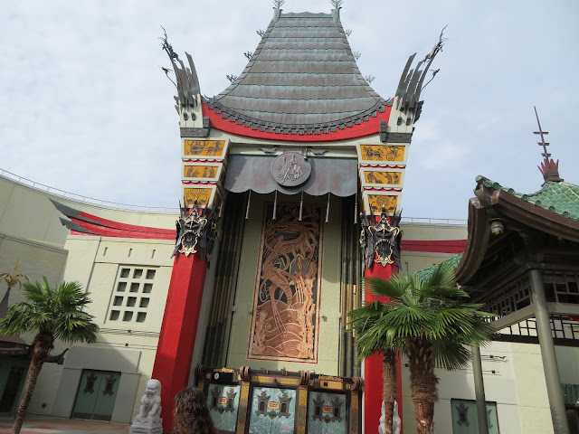 Chinese Theater Disney's Hollywood Studios