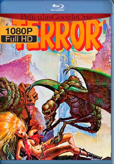 La Galaxia Del Terror [1981] [1080p BRrip] [Latino-Inglés] [lachapelHD]