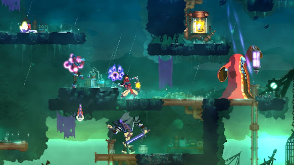 Dead Cells: Fatal Falls available for all amor game consoles