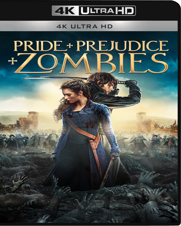 Pride and Prejudice and Zombies [2016] [UHD] [2160p] [Latino]