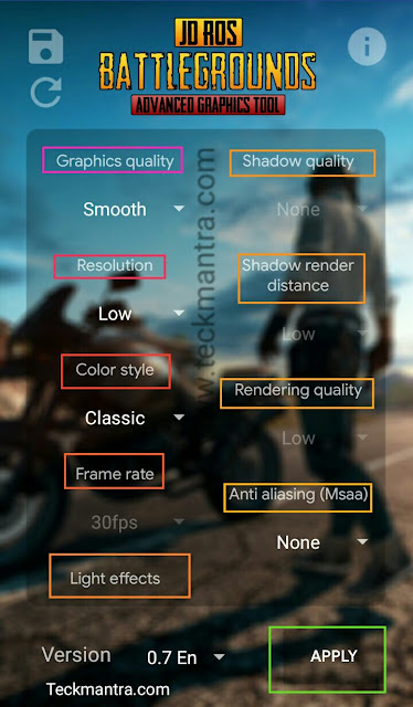 Play PUBG mobile at higest graphics
