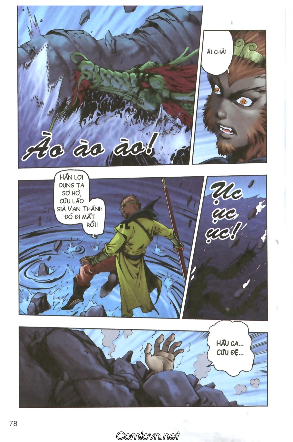 Tây Du Ký màu - Chapter 111 - Pic 38
