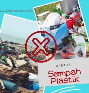Bahaya Sampah Plastik Yang Wajib Diketahui