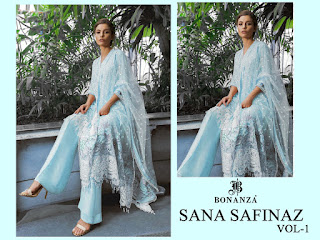 Bonanza Sana Safinaz vol 1 Pakistani Suits
