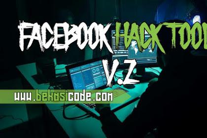 Facebook Hack Tools v2.0 [Termux] - Bekasi Code