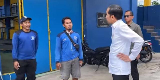 Harga Gas Mahal, Jokowi: Saya Mau Ngomong Kasar tapi Nggak Jadi