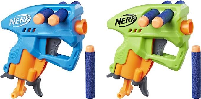 Điểm danh 4 mẫu súng Nerf nhỏ gọn, vừa tay, dễ dàng di chuyển linh hoạt