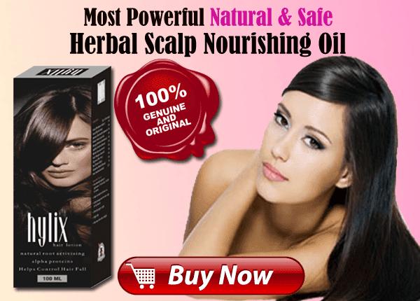 Safe Herbal Scalp Nourishing Oil