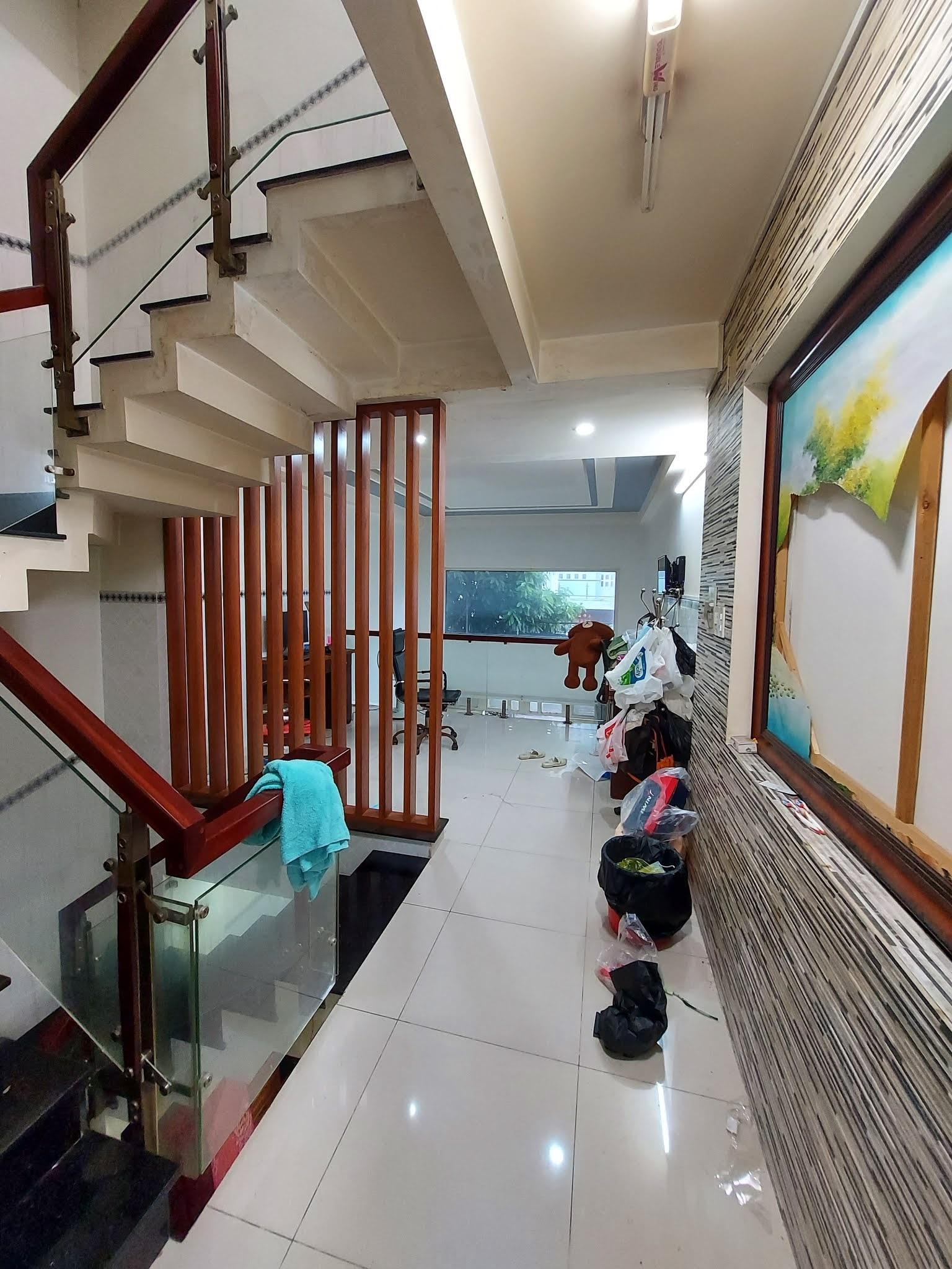Bán nhà Mặt tiền đường 12m Cư xá Phú Lâm D Quận 6 gần Metro Bình Phú cũ