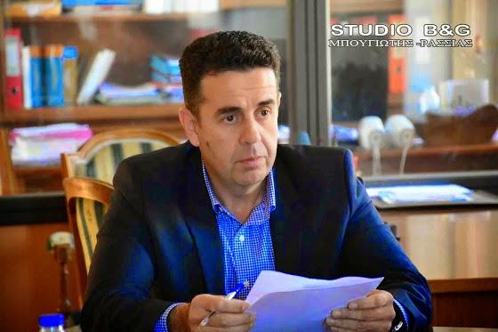 Δήμαρχος Ναυπλιέων Δ.Κωστούρος: Τμήματα ένταξης στα δημοτικά σχολεία της Αγίας Τριάδας και του Δρεπάνου