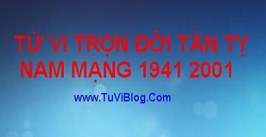 XEM TU VI TAN TY 1941 2001