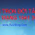 TỬ VI TRỌN ĐỜI TUỔI TÂN TỴ NAM MẠNG 1941 2001
