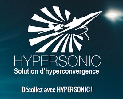 INFRASTRUCTURES: Pentasonic lance la solution convergée Hypersonic basée sur DataCore