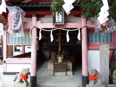 堀川戎神社榎木神社