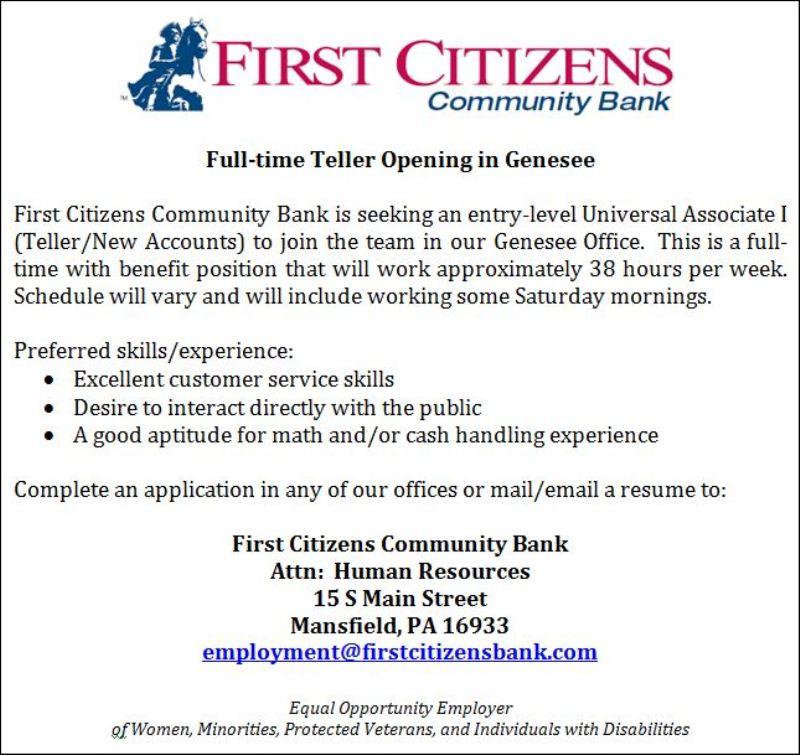 employment@firstcitizensbank.com