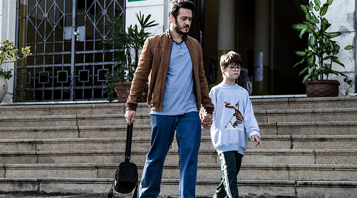 O Filho Eterno - Marcos Veras e Pedro Vinícius