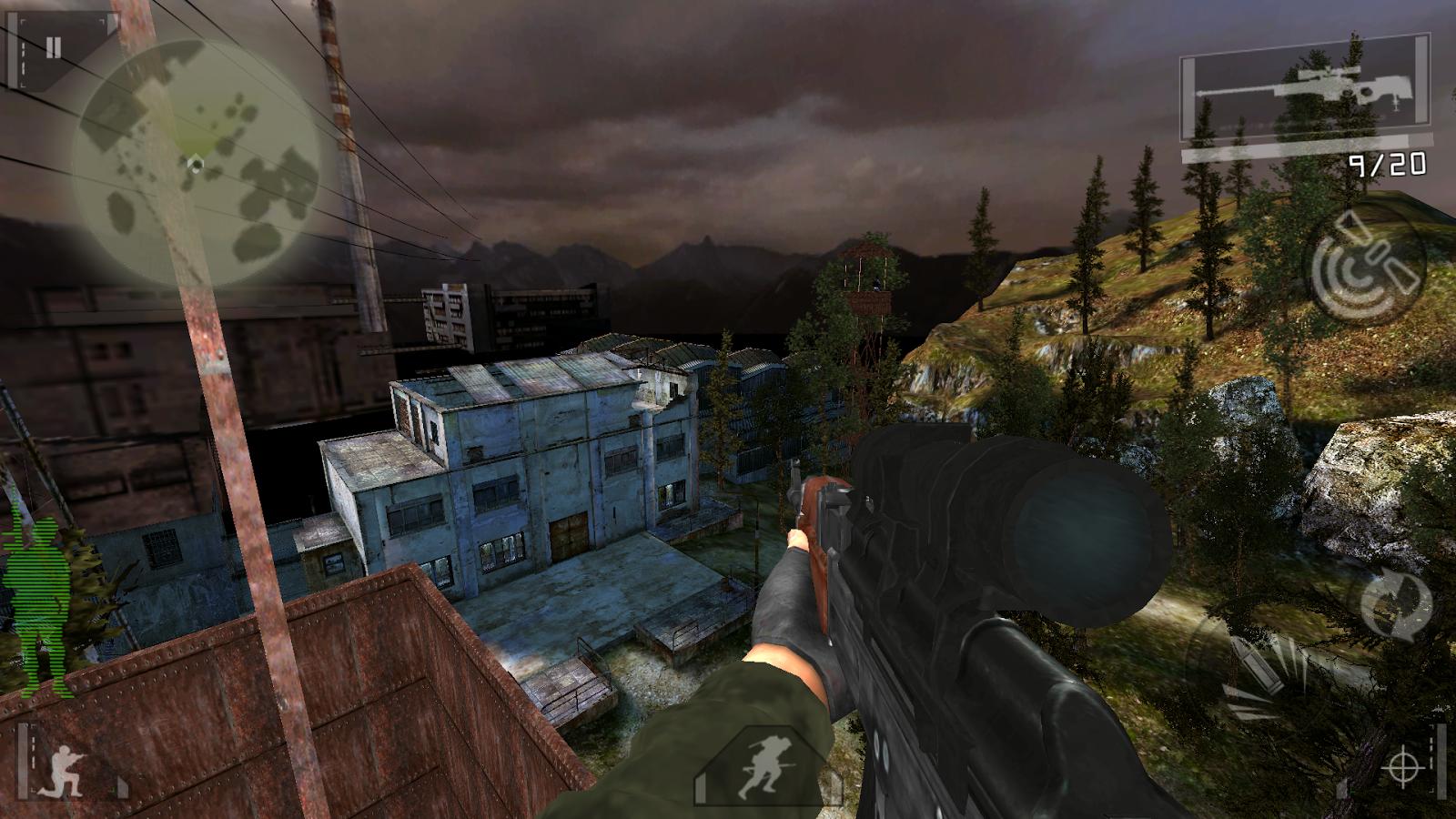 Commando Adventure Shooting v4.8 Mod Apk Unlimited Money