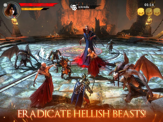Iron Blade - Medieval Legends (Unreleased) APK Free Download