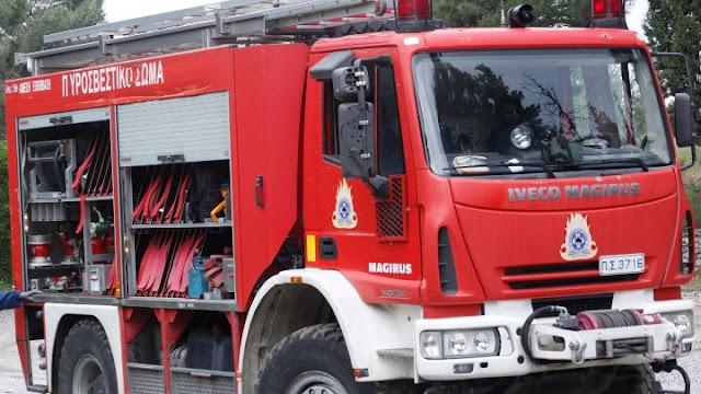 Το ΚΚΕ Πελοποννήσου επισκέπτεται πυροσβεστικές Υπηρεσίες και Κλιμάκια
