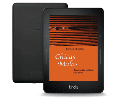 libro sobre mujeres infieles Chicas malas, de Sonsoles Fuentes