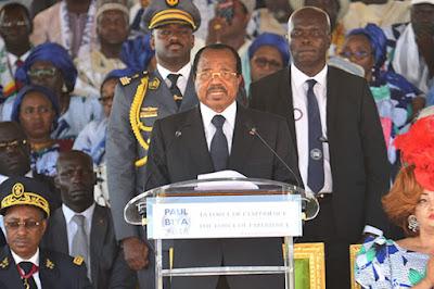 Biya of Cameroon
