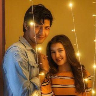 Foto biodata aditya zoni dan pacarnya