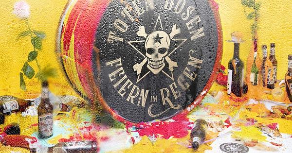 Die Toten Hosen Feiern Im Regen Sheet Music For Piano Download