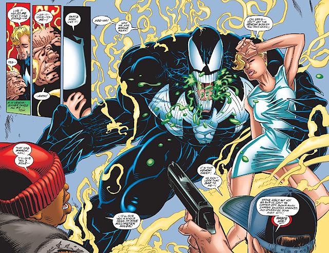 Reseña de 100% Marvel HC. Veneno: Y entonces llegó una araña / La Presa - Panini Comics