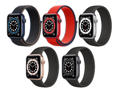 Apple Watch Series 6 Aluminum Price in Bangladesh & Full Specifications