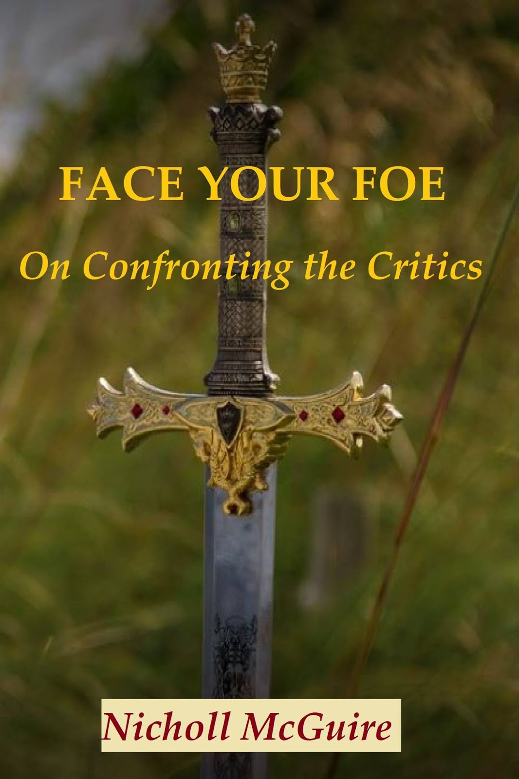 Face Your Foe - The Book