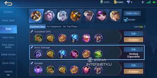 The worst and strongest Kaja build & emblem in Mobile Legends