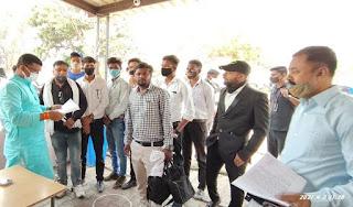 एल.एल.बी. छात्रों की मांगों पर गंभीरता से होगा विचारः- मंत्री श्री रामकिषोर 'नानो' कावरे