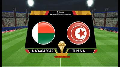مشاهدة مباراة مدغشقر وتونس بث مباشر 11/07/2019 كأس أمم أفريقيا 2019