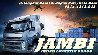 cargo jambi, indah cargo jambi, alamat cargo jambi, sewa mobil jambi
