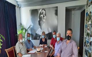 Οιχαλία: Συνάντηση για την τύχη των μετοχών της ΑΝΕΝ