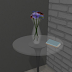 Room with flowers Escape Room