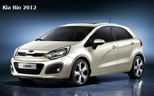 Kia Rio 2012 test drive and review