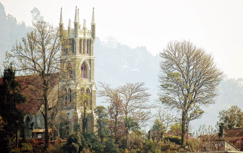 Kalimpong's MacFarlane Memorial Church  turns 125 years old