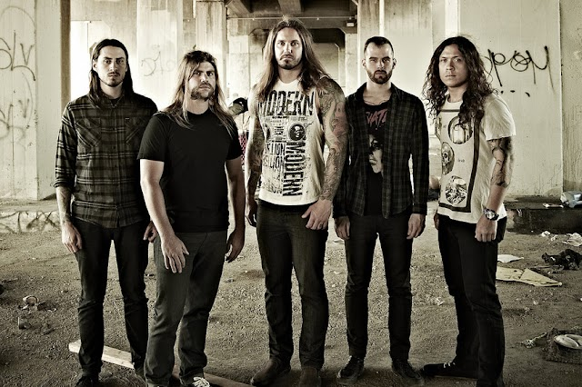 As I Lay Dying revelam tema inédito