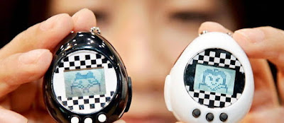 The Tamagotchi soon back as a connected watch