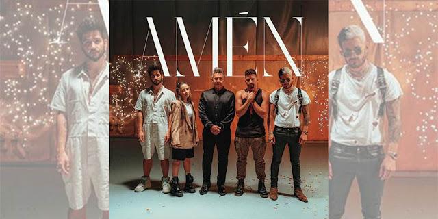 """El nuevo tema de la familia Montaner, """"Amén"""", llega a más de 100 millones de views en Youtube"""
