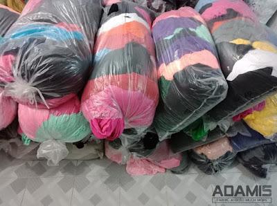 lô 550kg vải khúc cotton 2c cho xưởng may quần áo trẻ em