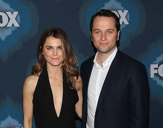 Keri Russell and Matthew Rhys Welcome First Child Together - paris