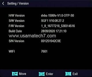 1506fv SGF1 New Software