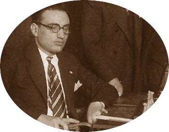 El ajedrecista Joan Claret i Muntaner