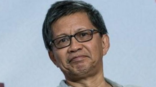 Rocky Gerung Sayangkan Ketua MPR Puji Kekuasaan: Kan 'Sinting'
